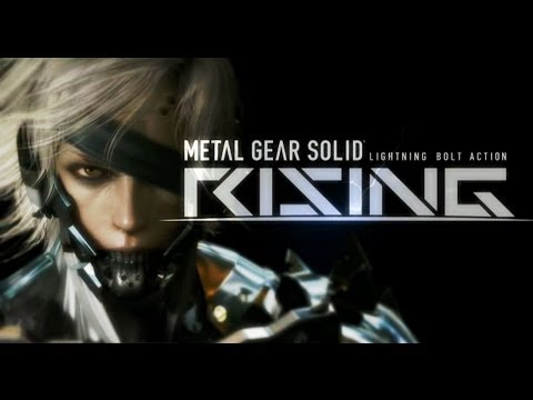 Metal Gear Solid Rising gameplay