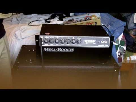 Mesa Mark III (Non-EQ) + PRS Paul Allender