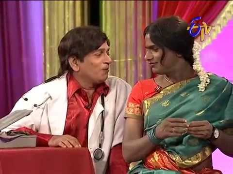 Jabardasth - జబర్దస్త్ - Shaking Seshu Performance on 16th October 2014