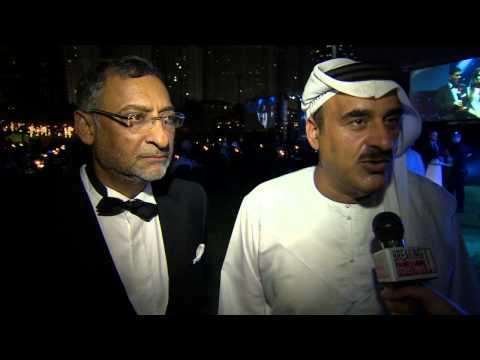 Asim Arshad & H. E. Sheikh Faisal Bin Khalid Al Qasimi, Orient Travel