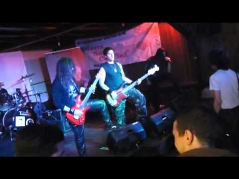 The trooper (Ed Hunter, Iron Maiden tribute)