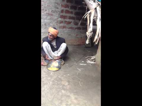 Typical Indian Village. video