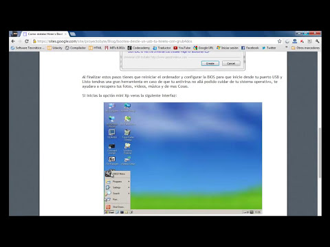 Hirens Boot CD 15.2 tutorial en español de como descargar e instalar Hirens Boot en una memoria USB