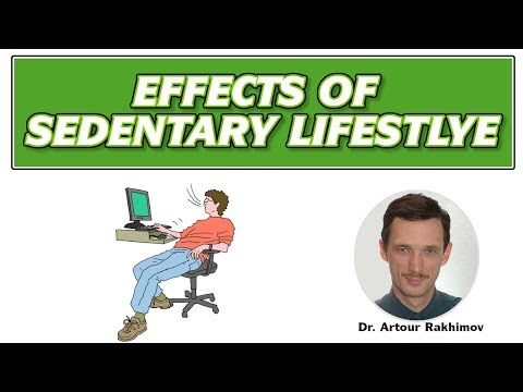 10-1. Sedentary Lifestyle and How to Improve Cardiovascular Endurance with Exercise