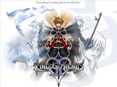 Kingdom Hearts - Passion After The Battle