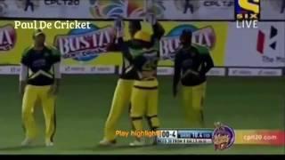 Shakib Al Hasan All 13 Wickets Compilation In CPL 2016 HD