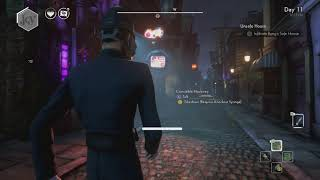 We Happy Few - Act ll Sally Unsafe House: Skills: Nothing To See (Bobbies Ignore at Night) (2018)
