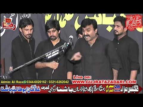 Qasida Moula Ghazi Abbas as | Zakir Qazi Waseem Abbas