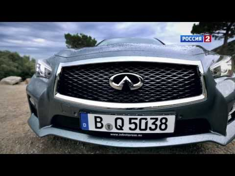 Тест-драйв Infiniti Q50 2014 // АвтоВести 128