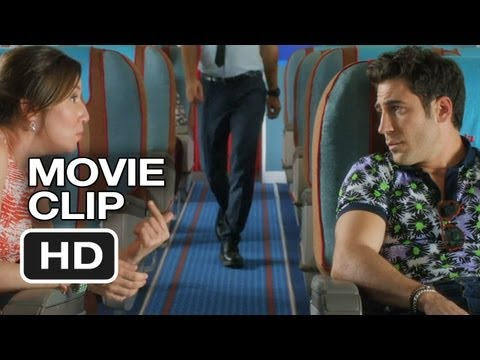 I'm So Excited Movie CLIP #2 - Antonio Banderas, Penélope Cruz Movie HD