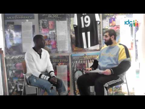 IDC INTERVIEW: Demba Ba 2012 - with Sohail Abu Asiyah