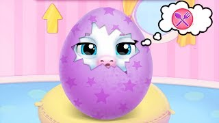 Fun New Born Pony Care Kids Game - My Baby Unicorn - Cute Pet Care & Dress Up Games By TutoTOONS