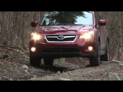 2013 Subaru XV Crosstrek - Drive Time Review with Steve Hammes