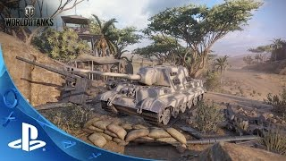 World of Tanks - Launch Trailer | PS4