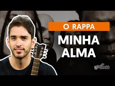 Minha Alma - O Rappa (aula de violão)
