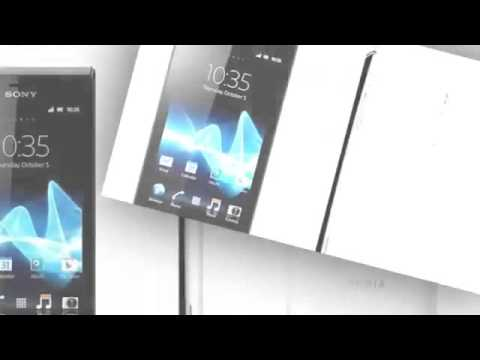 Sony Launches Soney Xperia Z - Soney Xperia Z Videos video