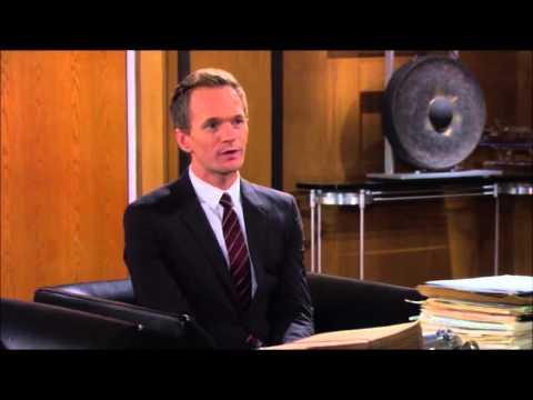 Barney - P.L.E.A.S.E job revealed