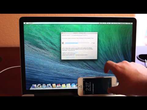 How to Jailbreak iOS 7.0 - 7.0.6 on any iDevice (Step by Step)!
