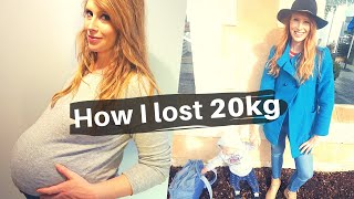 Aussie Mum Lost Her Pregnancy Weight For The SIXTH Time!! How I did it.