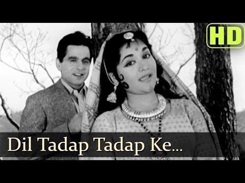 Dil Tadap Tadap Ke (hd) - Madhumati Songs - Dilip Kumar - Vyjayantimala - Lata Mangeshkar - Mukesh video