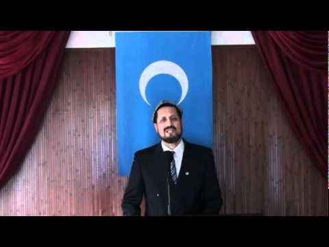 Guantanamodiki Uyghur Tutqunliri Heqqide Bayanat: 1 5-bolum video