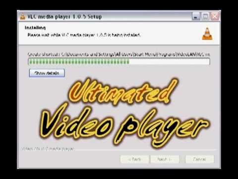 Vlc Media Player install& Free download(Ultimated Video Play) No 1.flv
