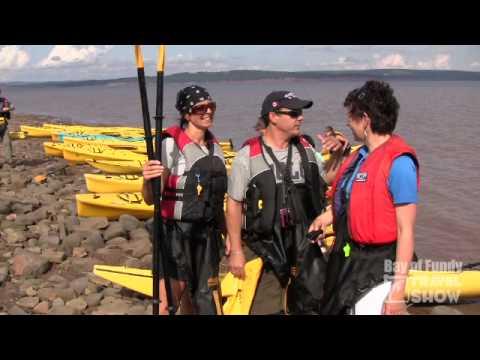 Bay of Fundy Travel Show #5 - Hopewell Rocks, New Brunswick