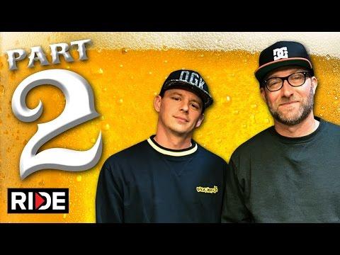Josh Kalis & Mike Blabac: Lila Kalis & Shoe Negotiations! Weekend Buzz Season 3, ep. 120 pt. 2