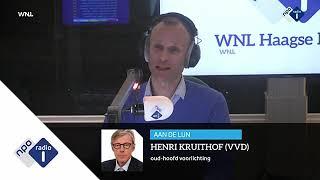 Campagnestrateeg Henri Kruithof: 'Brief Rutte positief geluid tegen open riool social media'