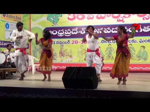 Telugu Village Folk Dance And Songs video