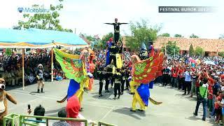 Download Lagu KEMBANG KILARAS - BUROK MJM - FESTIVAL BUROK 2017 Gratis STAFABAND