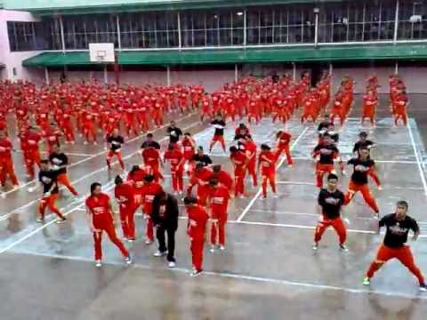 CPDRC Inmates Gangnam Style (2012)