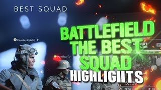 The world's BEST & UNDEFEATED Battlefield V Squads - With MattBearTV, Soltek1h, & Lester420
