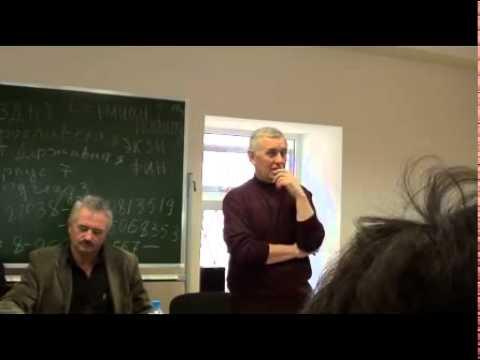 Школа Болотова-Авторский семинар Д. Наумова и Ю. Шульги