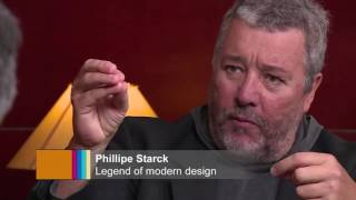 The habits of a creative genius | Philippe Starck | WOBI