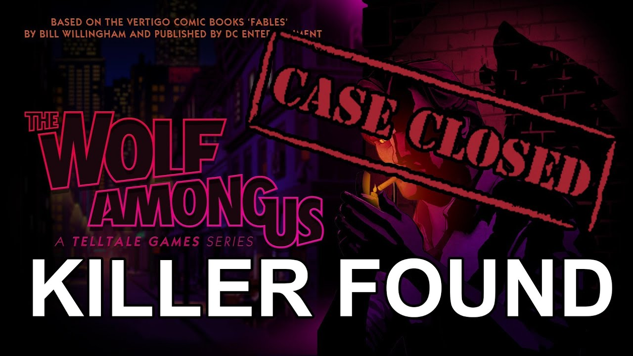 Wolf among us killer theory