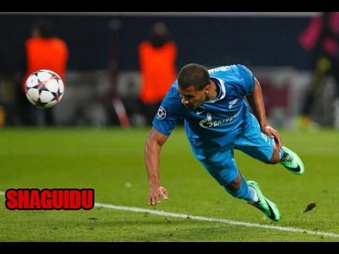 Gol de Salomón Rondón ~ Borussia Dortmund vs Zenit 1-2 Champions League 19-03-14 HD