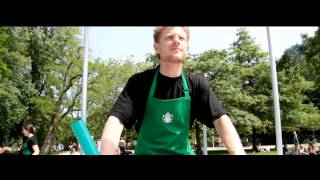 Starbucks Discoveries zorgt voor verkoeling! - J.u.i.c.e. Promotions