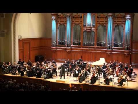 Иоганн Себастьян Бах - Сюита для оркестра №3 ре мажор