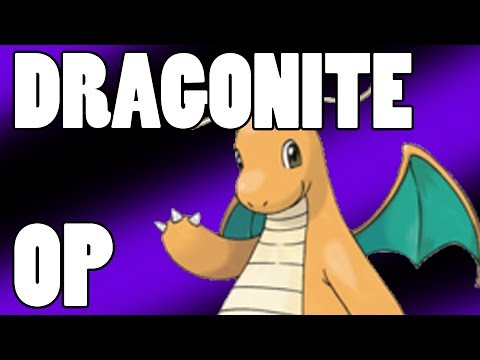 Pokemon X & Y Strategy - Multiscale Scale OP! Metagame for Dragonite