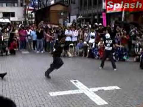 Flash mob Japan