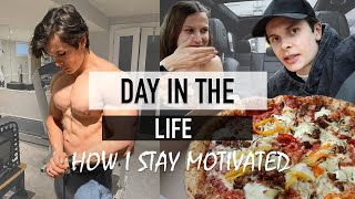 A Day In My Life // Staying Healthy At Home + My Routine