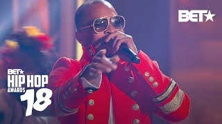 T I Performs 39 Wraith 39 With Yo Gotti And 39 Jefe 39 Hip Hop Awards 2018