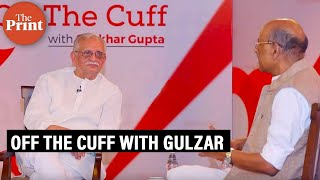 Off The Cuff with Gulzar