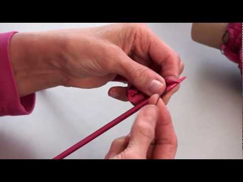 Learn How to Knit with Boutique Ribbons Yarn