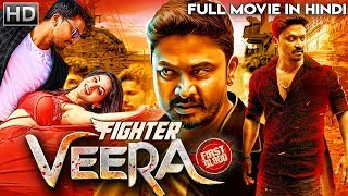 FIGHTER VEERA (2019) New Released Full Hindi Dubbed Movie | Kreshna, Ishwarya | New South Movie 2019