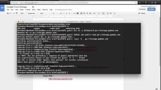 Hosting a Simple Static Web Site on Google Cloud Platform Storage