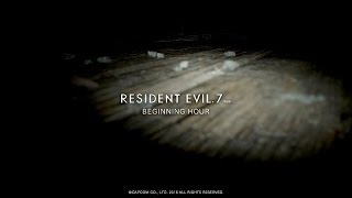 "Resident Evil 7 Beginning Hour ""Qual é a do game?!"""