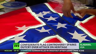 Confederate flag controversy: Symbol of hate or tribute to history?