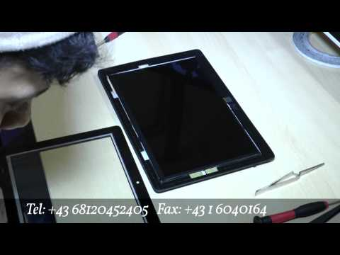 How to Change Touchscreen/Display on Asus Transformer TF300T